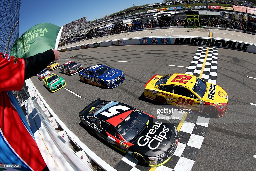 NASCAR Sprint Cup Series STP 500
