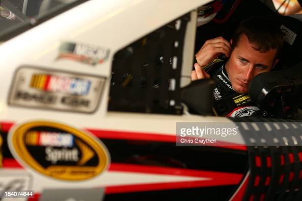 Kasey Kahne driver of the Hendrickcarscom Chevrolet during practice for the NASCAR Sprint Cup Series Coke Zero 400 at Daytona International Speedway...