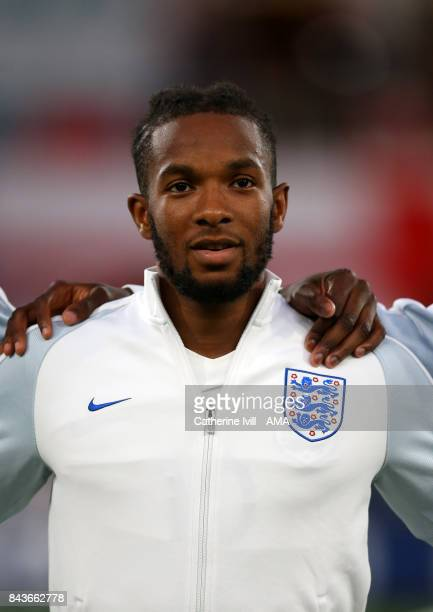 Kasey Palmer of England U21 during the UEFA Under 21 Championship Qualifier match between England and Latvia at Vitality Stadium on September 5 2017...