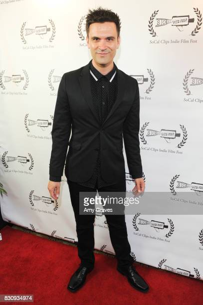 Kash Hovey attends the Premiere Of 'As In Kevin' At Socal Clips Indie Film Fest on August 12 2017 in Los Angeles California