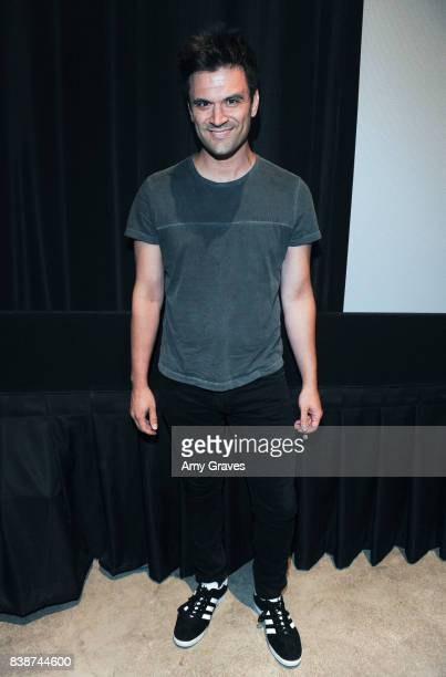 Kash Hovey attends the Premiere Of Level 33 Entertainment's 'Unleashed' at the Laemmle Monica Film Center on August 24 2017 in Santa Monica California