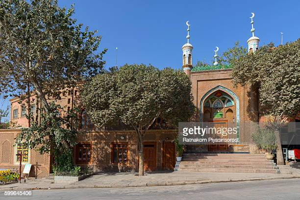 Kashgar is an ancient city along the famous silkroad route in West Xinjiang.