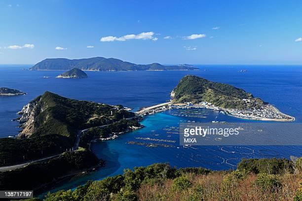 Kashiwajima Island, Otsuki, Kochi, Japan