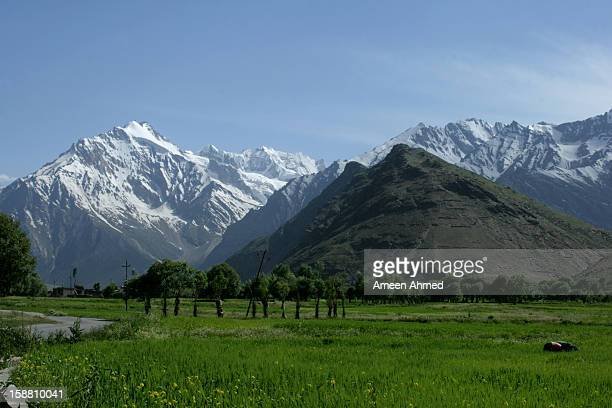 Kashmir - Ladakh: Kargil's beauty