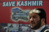 Kashmiri senior separatist leader Shabir Ahmed Shah who on August 19 met with Pakistan High Commissioner to India Abdul Basit during a meeting with...