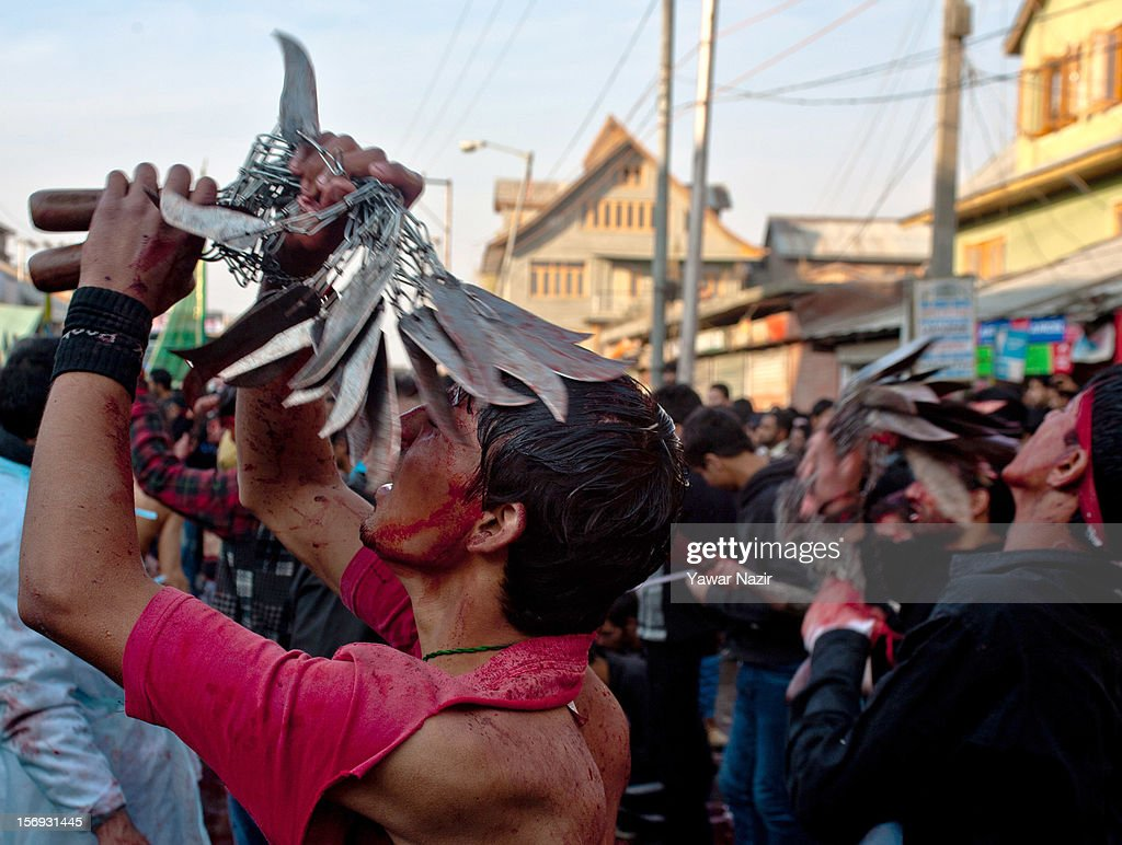 Non Muslim Perspective On The Revolution Of Imam Hussain: Muslims Mark Ashura In Kashmir