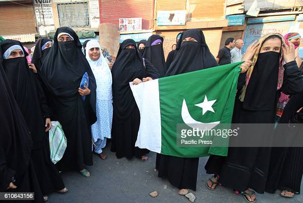 Kashmiri women participate in a pro freedom rally in Srinagar the summer capital of Indian controlled Kashmir More than eighty five civilians have...
