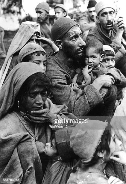 Kasmir 1948 Refugees in proIndian territories UN