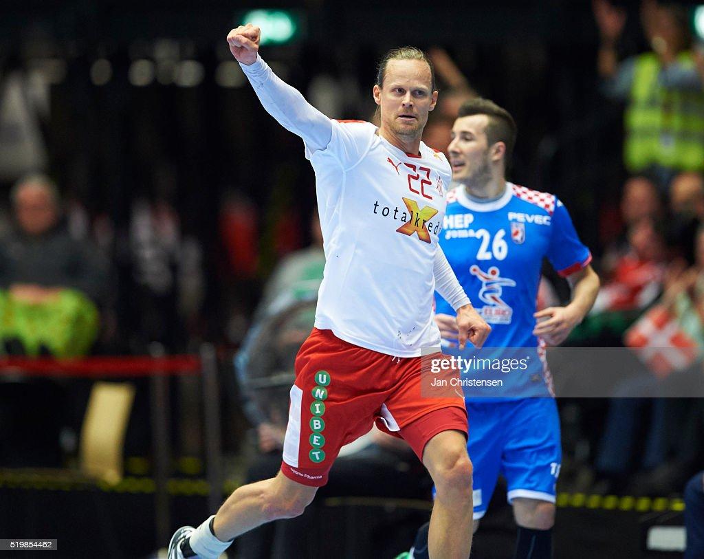 Denmark v Croatia - IHF 2016 Men's Olympic Qualification Tournament