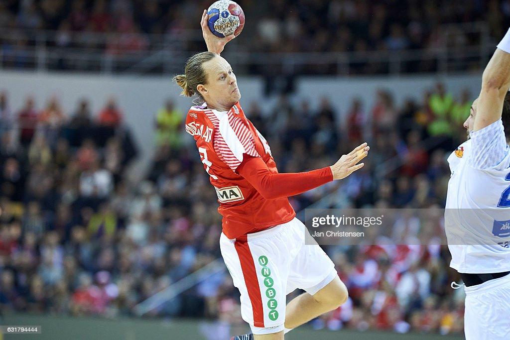 Denmark v Island - BYGMA Cup 2017
