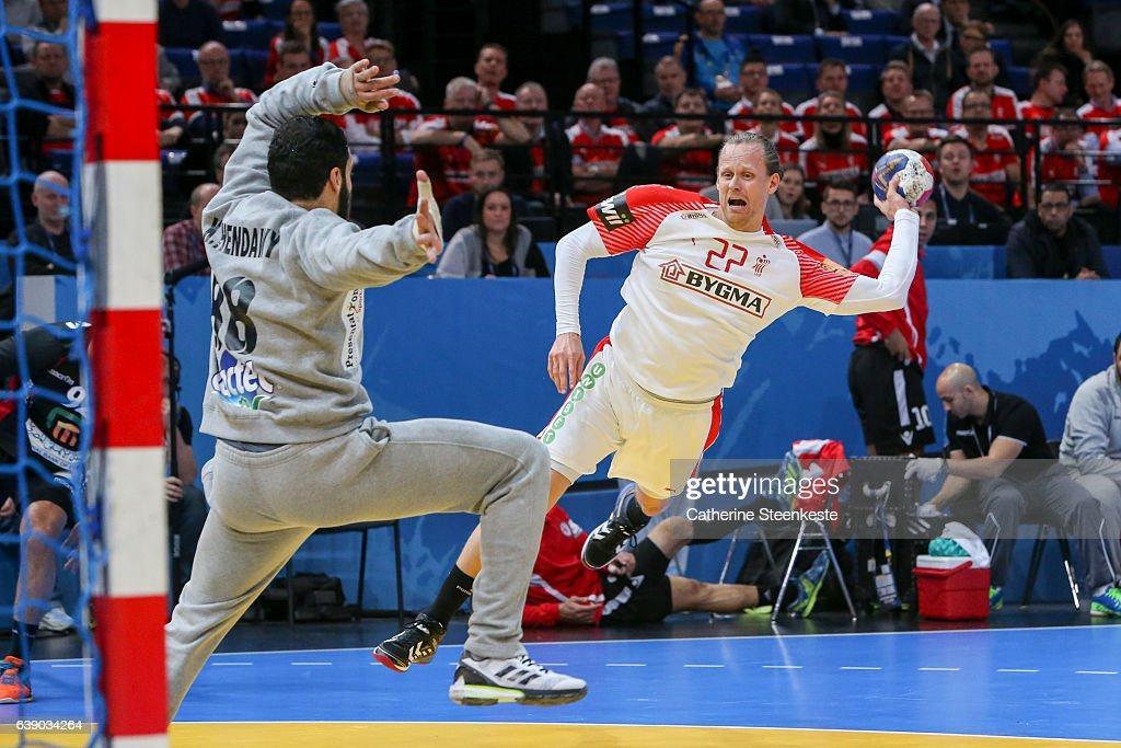 Egypt v Denmark - 25th IHF Men's World Championship 2017