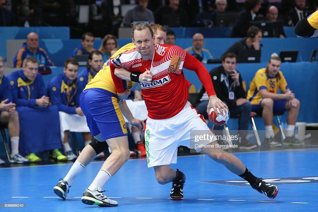 Denmark v Sweden - 25th IHF Men's World Championship 2017