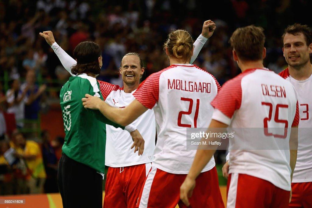 Handball - Olympics: Day 16