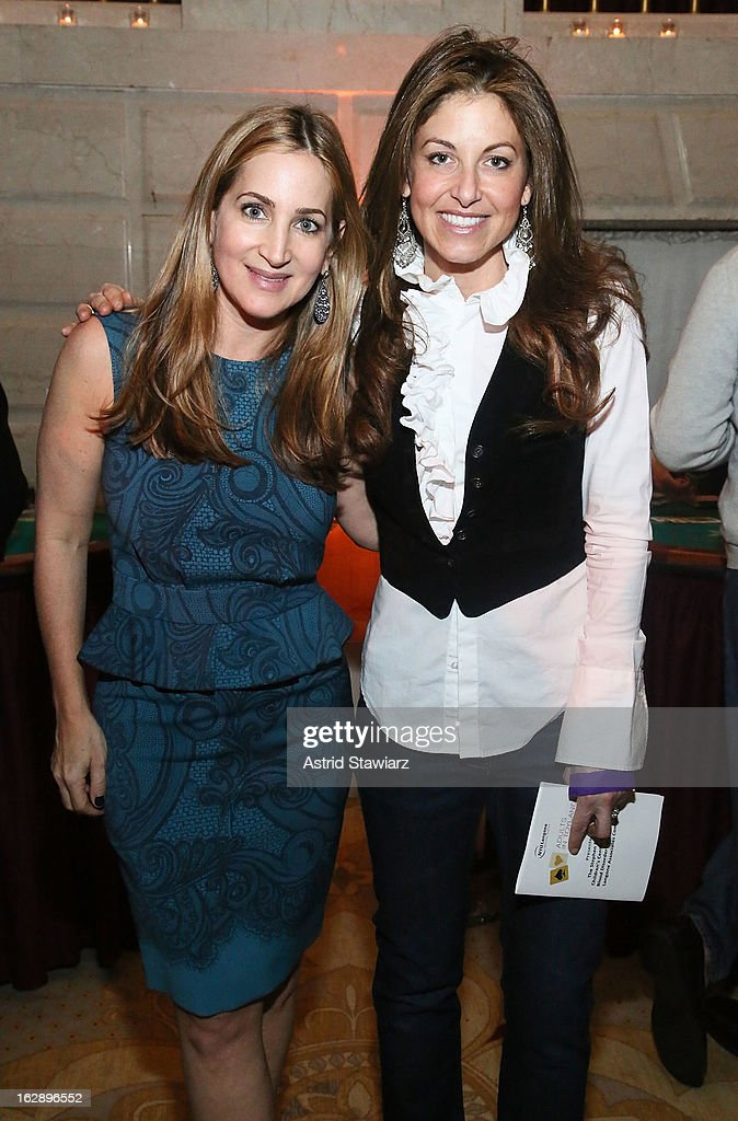 Kat Cohen and <a gi-track='captionPersonalityLinkClicked' href=/galleries/search?phrase=Dylan+Lauren&family=editorial&specificpeople=243055 ng-click='$event.stopPropagation()'>Dylan Lauren</a> attend the 2013 Adults In Toyland Casino Night at The Plaza Hotel on February 28, 2013 in New York City.
