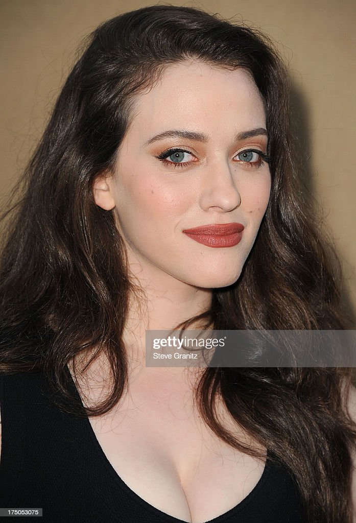 <a gi-track='captionPersonalityLinkClicked' href=/galleries/search?phrase=Kat+Dennings&family=editorial&specificpeople=846118 ng-click='$event.stopPropagation()'>Kat Dennings</a> arrives at the Television Critic Association's Summer Press Tour - CBS/CW/Showtime Party at 9900 Wilshire Blvd on July 29, 2013 in Beverly Hills, California.