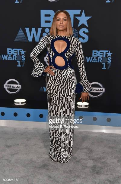 Kat Graham at the 2017 BET Awards at Microsoft Square on June 25 2017 in Los Angeles California