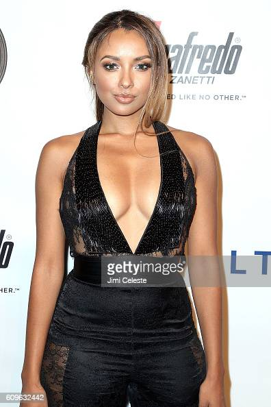 Kat Graham attending Friars Club Honors Martin Scorsese with Entertainment Icon Award at Cipriani Wall Street on September 21 2016 in New York City