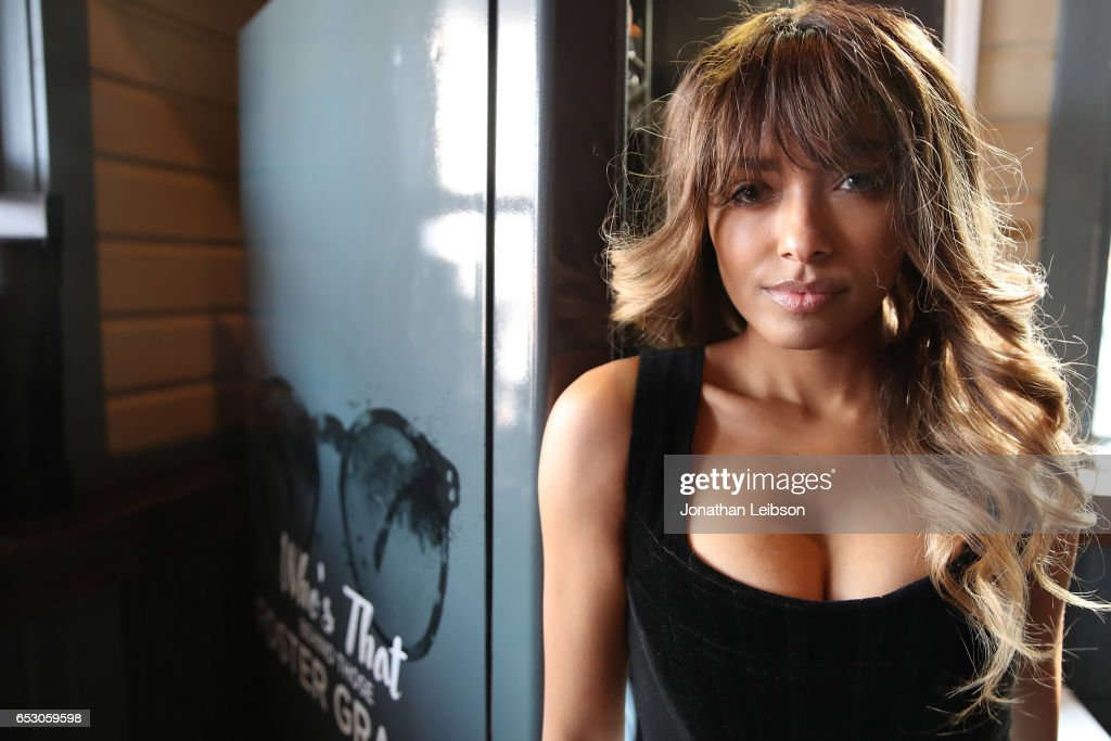 Kat Graham attends the NYLON's Happiest Of Hours At #TwitterHouse at Bar 96 on March 13, 2017 in Austin, Texas.