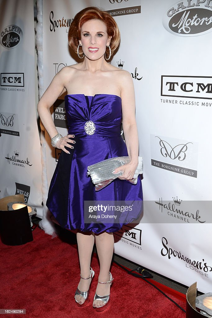 <a gi-track='captionPersonalityLinkClicked' href=/galleries/search?phrase=Kat+Kramer&family=editorial&specificpeople=236074 ng-click='$event.stopPropagation()'>Kat Kramer</a> arrives at the 1st Annual Borgnine Movie Star Gala at Sportsmen's Lodge on February 23, 2013 in Studio City, California.