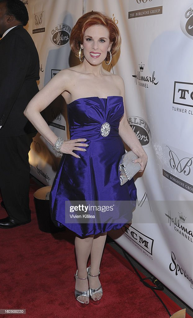<a gi-track='captionPersonalityLinkClicked' href=/galleries/search?phrase=Kat+Kramer&family=editorial&specificpeople=236074 ng-click='$event.stopPropagation()'>Kat Kramer</a> attends The Borgnine Movie Star Gala at Sportsmen's Lodge Event Center on February 23, 2013 in Studio City, California.