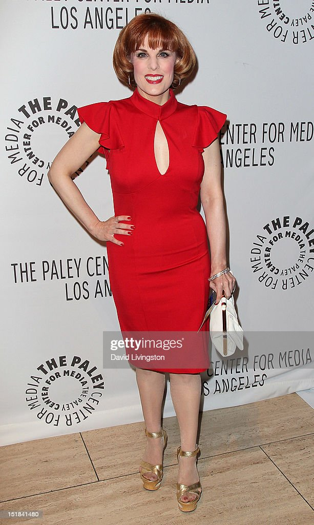 Kat Kramer attends The Paley Center for Media's 2012 PaleyFest: Fall TV Preview Party for ABC at The Paley Center for Media on September 11, 2012 in Beverly Hills, California.