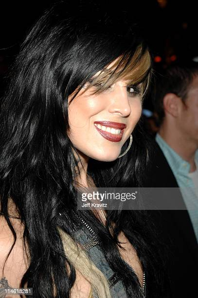 Kat Von D during Us Weekly Presents Us' Hot Hollywood 2007 Red Carpet at Sugar in Hollywood California United States