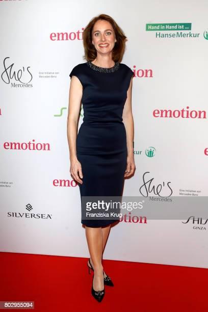 Katarina Barley attends the Emotion Award at Laeiszhalle on June 28 2017 in Hamburg Germany