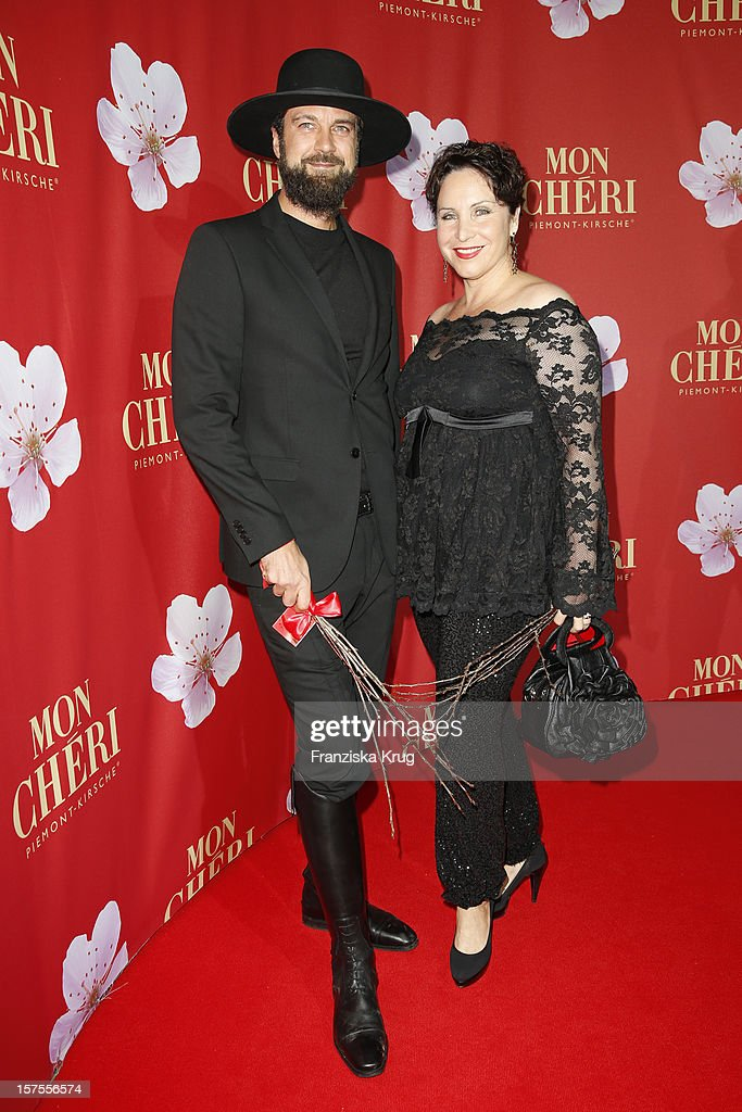Katarina Jacob and Holger Petermann attend the Barbara Tag 2012 on December 04, 2012 in Munich, Germany.