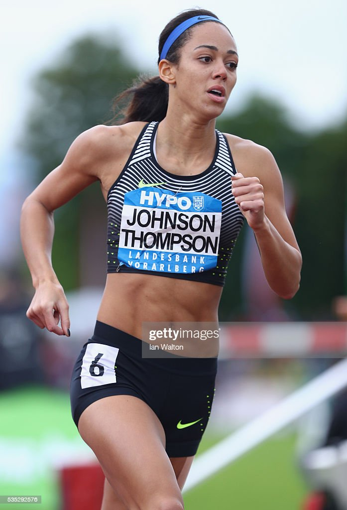 Katarina Johnson-Thompson Nude Photos 86