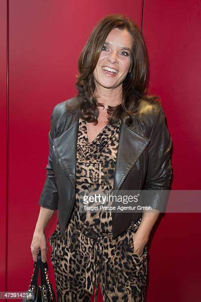 Katarina Witt attends the 'Herbstblond Gotschalksgrosse Geburtstagsparty' at Admiralspalast on May 18 2015 in Berlin Germany