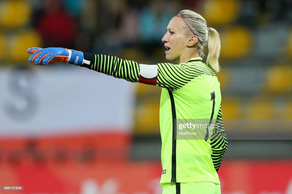Poland v Findand - Women's football friendly match
