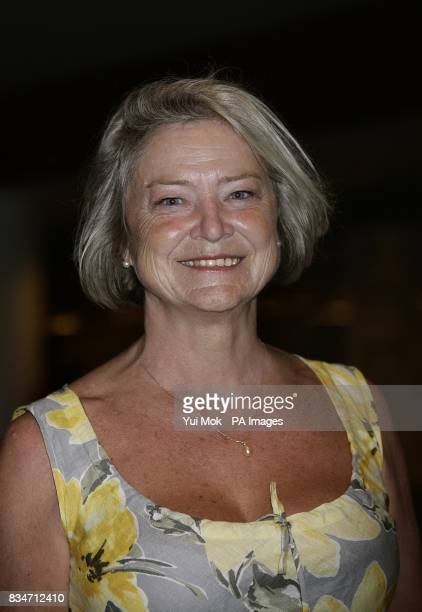 Kate Adie arrives for the BBC Four Samuel Johnson Prize for NonFiction awards at the South Bank Centre London SE1