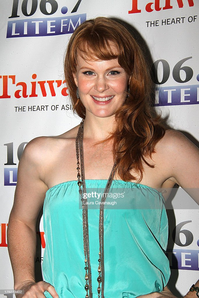 <a gi-track='captionPersonalityLinkClicked' href=/galleries/search?phrase=Kate+Baldwin&family=editorial&specificpeople=2656972 ng-click='$event.stopPropagation()'>Kate Baldwin</a> attends 106.7 LITE FM's Broadway in Bryant Park 2013 at Bryant Park on August 1, 2013 in New York City.