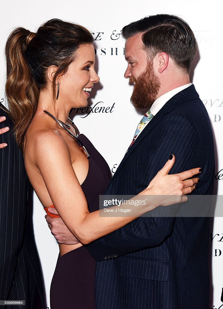 <a gi-track='captionPersonalityLinkClicked' href=/galleries/search?phrase=Kate+Beckinsale&family=editorial&specificpeople=202911 ng-click='$event.stopPropagation()'>Kate Beckinsale</a> (L) and Tom Bennett attend the UK premiere of 'Love and Friendship' at The Curzon Mayfair on May 24, 2016 in London, England.