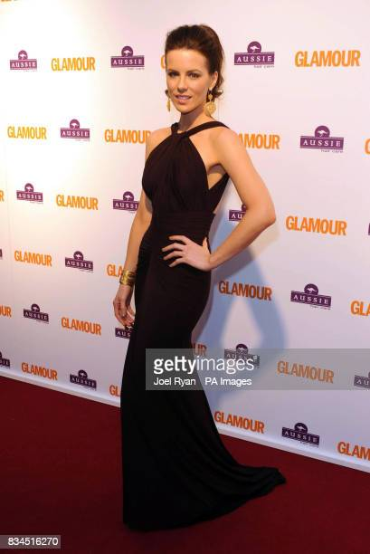 Kate Beckinsale arrives for the 2008 Glamour Women of the Year Awards at Berkeley Square Gardens in central London