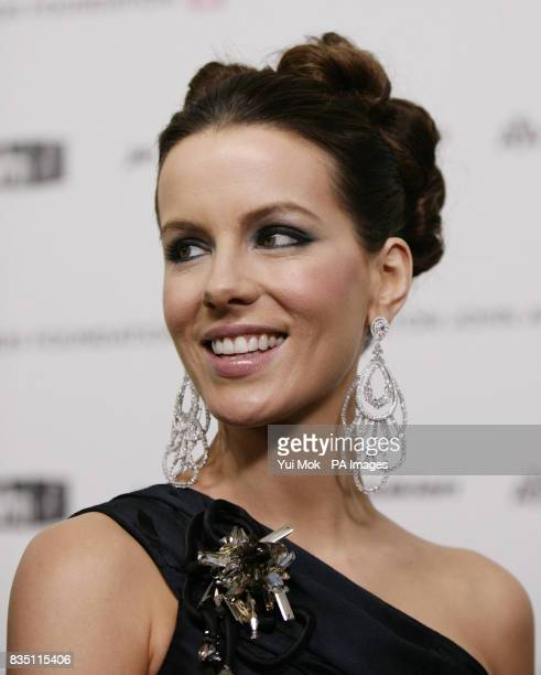 Kate Beckinsale arriving for the 17th annual Sir Elton John AIDS Foundation Oscar Party held at the Pacific Design Center in West Hollywood...