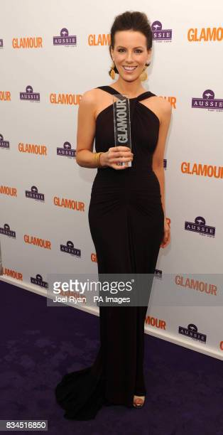 Kate Beckinsale at the Glamour Women of the Year Awards after party in Berkeley Square Gardens central London