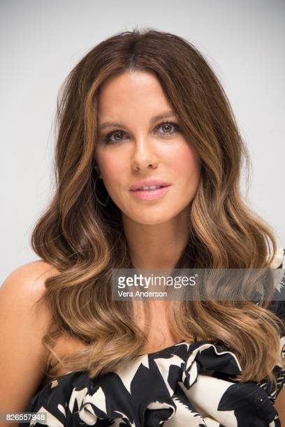 Kate Beckinsale at 'The Only Living Boy in New York' Press Conference at the Four Seasons Hotel on August 3 2017 in Beverly Hills California