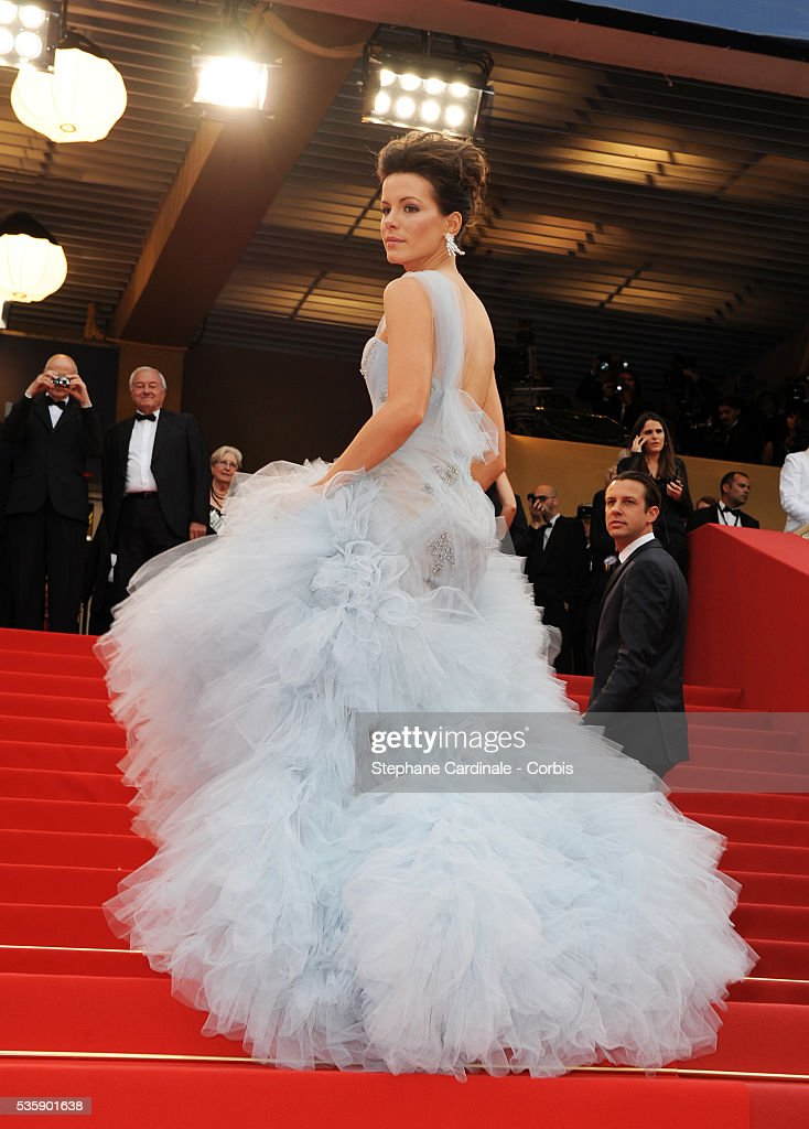 Kate Beckinsale at the premiere of ?Robin Hood? during the 63rd Cannes International Film Festival.