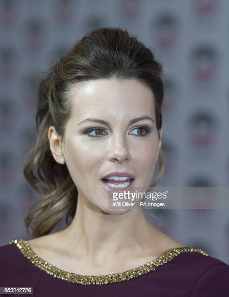 Kate Beckinsale attending the Empire Magazine Film Awards held at the Grosvenor Hotel in London