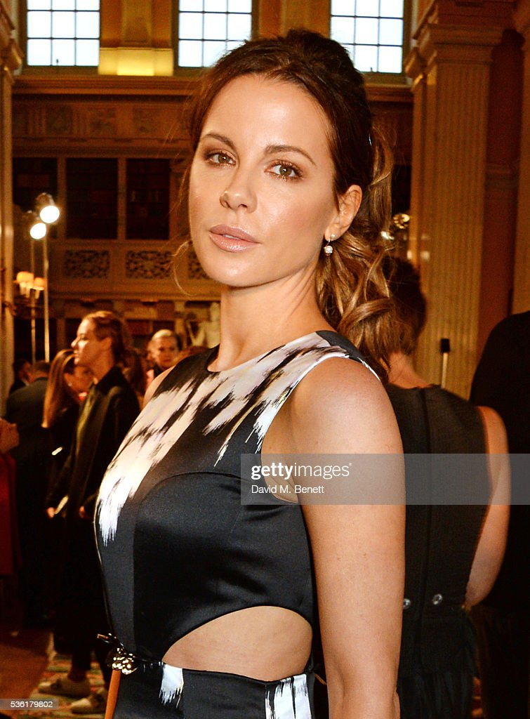 <a gi-track='captionPersonalityLinkClicked' href=/galleries/search?phrase=Kate+Beckinsale&family=editorial&specificpeople=202911 ng-click='$event.stopPropagation()'>Kate Beckinsale</a> attends as Christian Dior showcases its spring summer 2017 cruise collection at Blenheim Palace on May 31, 2016 in Woodstock, England.