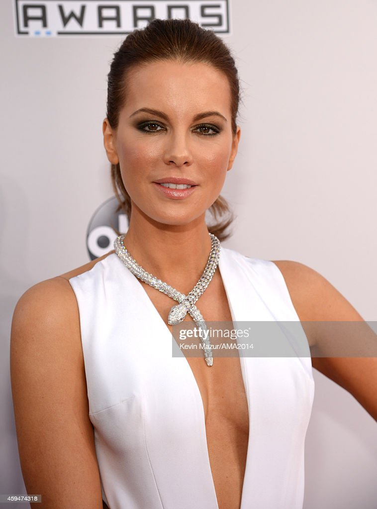 <a gi-track='captionPersonalityLinkClicked' href=/galleries/search?phrase=Kate+Beckinsale&family=editorial&specificpeople=202911 ng-click='$event.stopPropagation()'>Kate Beckinsale</a> attends the 2014 American Music Awards at Nokia Theatre L.A. Live on November 23, 2014 in Los Angeles, California.