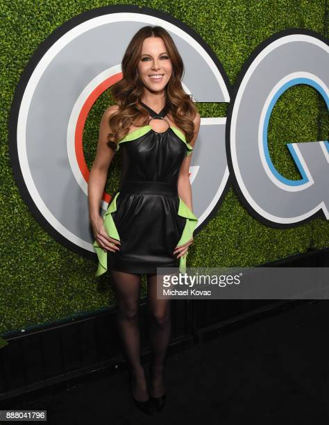 Kate Beckinsale attends the 2017 GQ Men of the Year party at Chateau Marmont on December 7 2017 in Los Angeles California
