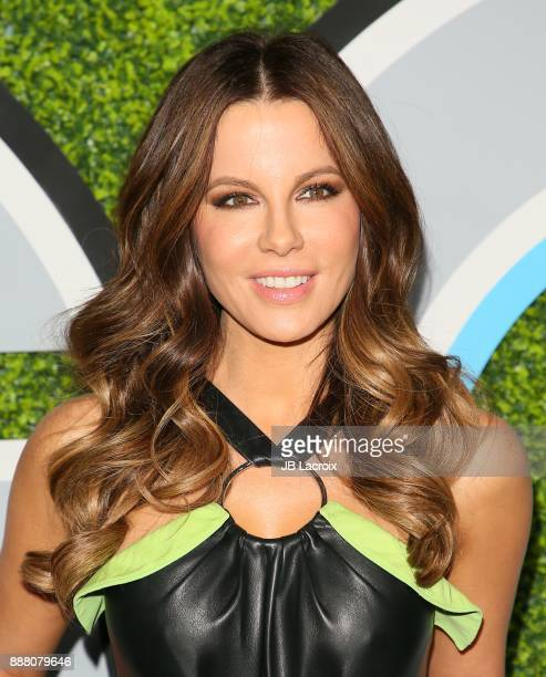 Kate Beckinsale attends the 2017 GQ Men of The Year Party on December 07 2017 in Los Angeles California