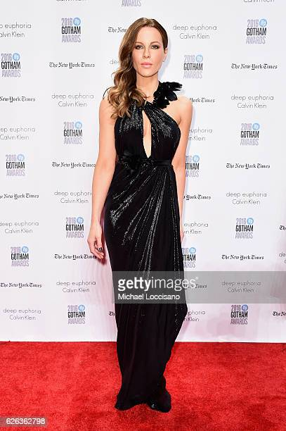 Kate Beckinsale attends the 26th Annual Gotham Independent Film Awards at Cipriani Wall Street on November 28 2016 in New York City