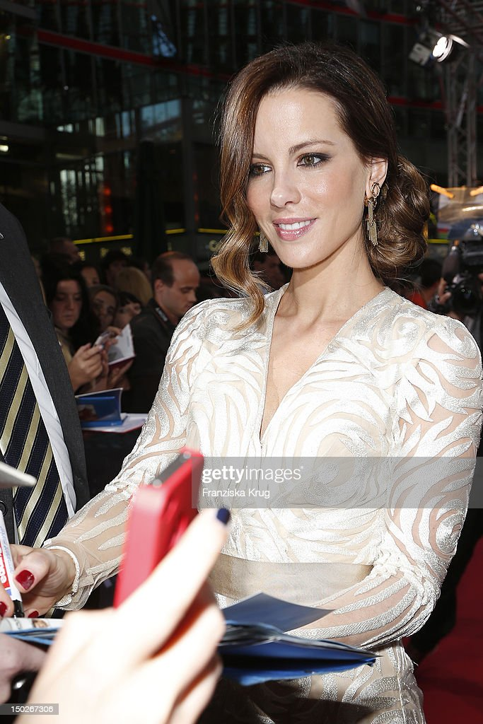 <a gi-track='captionPersonalityLinkClicked' href=/galleries/search?phrase=Kate+Beckinsale&family=editorial&specificpeople=202911 ng-click='$event.stopPropagation()'>Kate Beckinsale</a> attends the German premiere of 'Total Recall' at Sony Center on August 13, 2012 in Berlin, Germany.