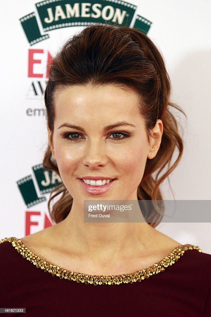 <a gi-track='captionPersonalityLinkClicked' href=/galleries/search?phrase=Kate+Beckinsale&family=editorial&specificpeople=202911 ng-click='$event.stopPropagation()'>Kate Beckinsale</a> attends the Jameson Empire Film Awards at The Grosvenor House Hotel on March 30, 2014 in London, England.