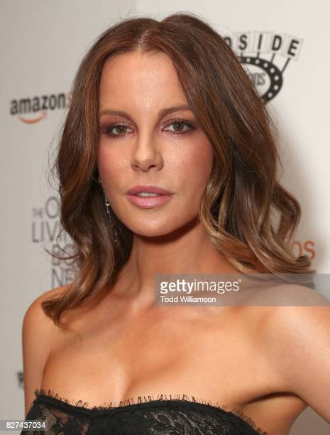 Kate Beckinsale attends the 'The Only Living Boy In New York' Premiere At the Museum Of Modern Art at Museum of Modern Art on August 7 2017 in New...