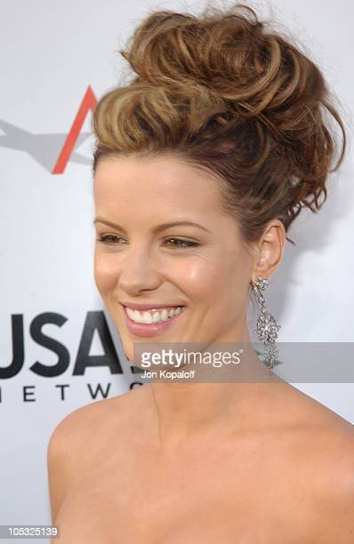 Kate Beckinsale during The 32nd AFI Life Achievement Award Honors Meryl Streep at Kodak Theatre in Hollywood California United States