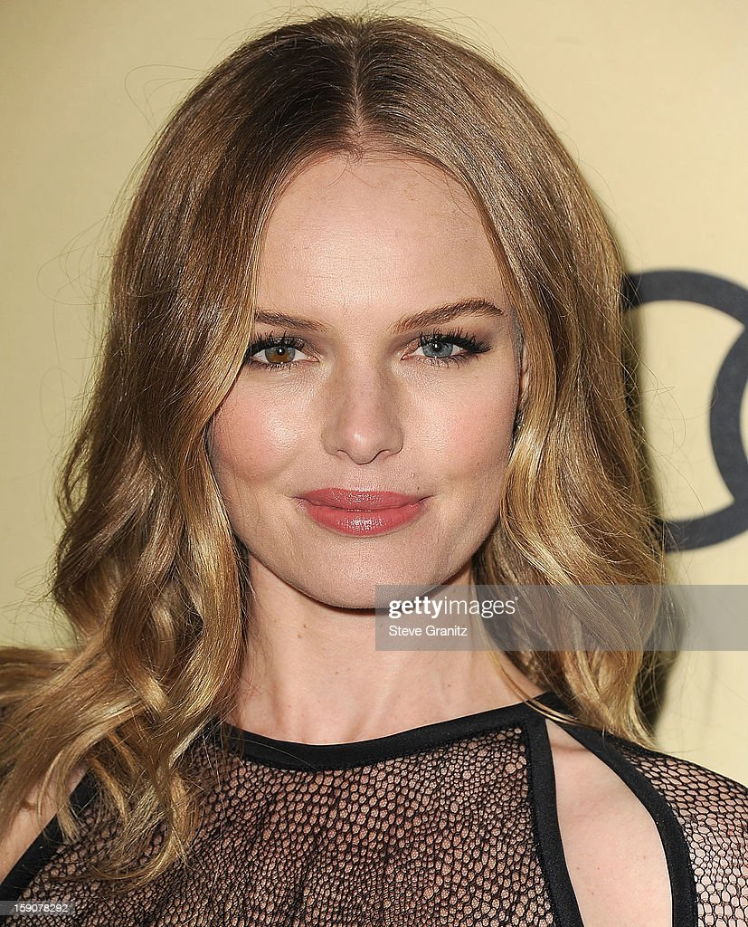Kate Bosworth arrives at the Audi Golden Globe 2013 Kick Off Cocktail Party at Cecconi's Restaurant on January 6, 2013 in Los Angeles, California.